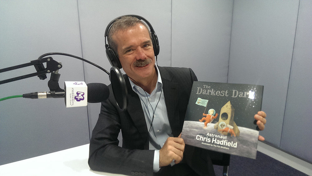 Macmillan Publishing: Chris Hadfield