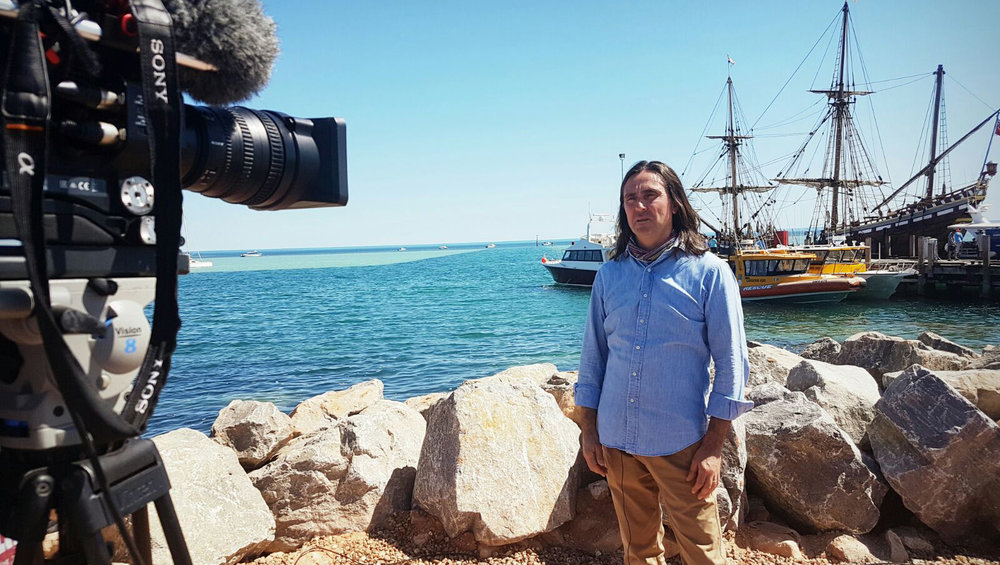 Tourism Western Australia: Live BBC Breakfast
