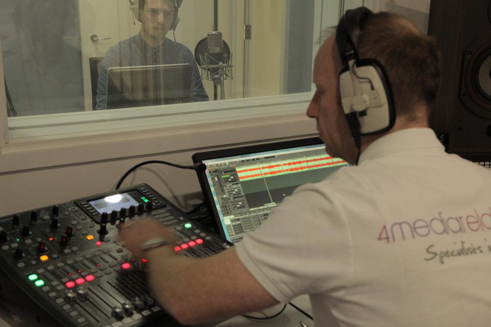 TV & Radio Studios