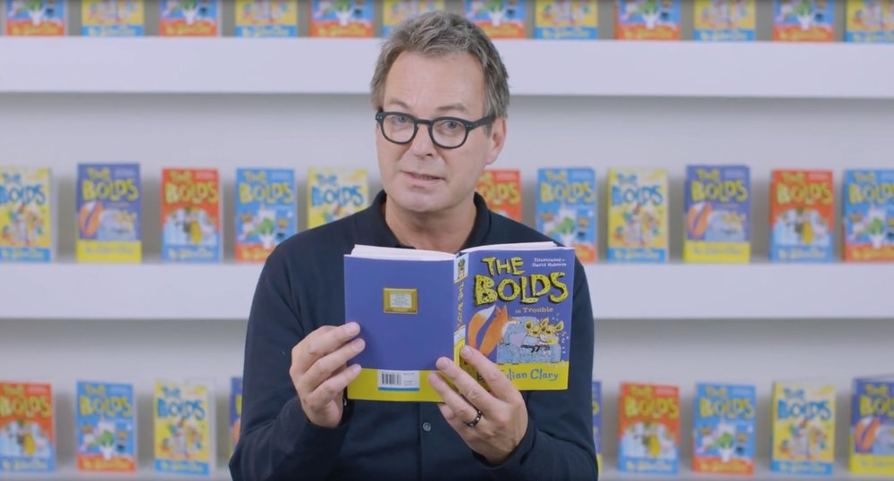 Julian Clary: The Bolds