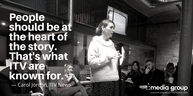 People should be at the heart of the story. That's what ITV are known for..png