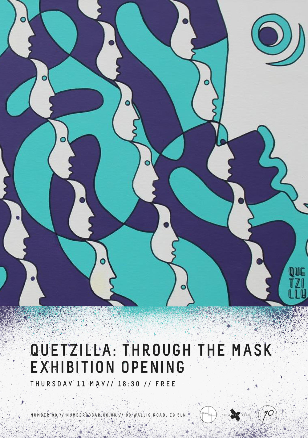 Collection 4 Quetzilla Through The Mask Number 90 Bar Kitchen