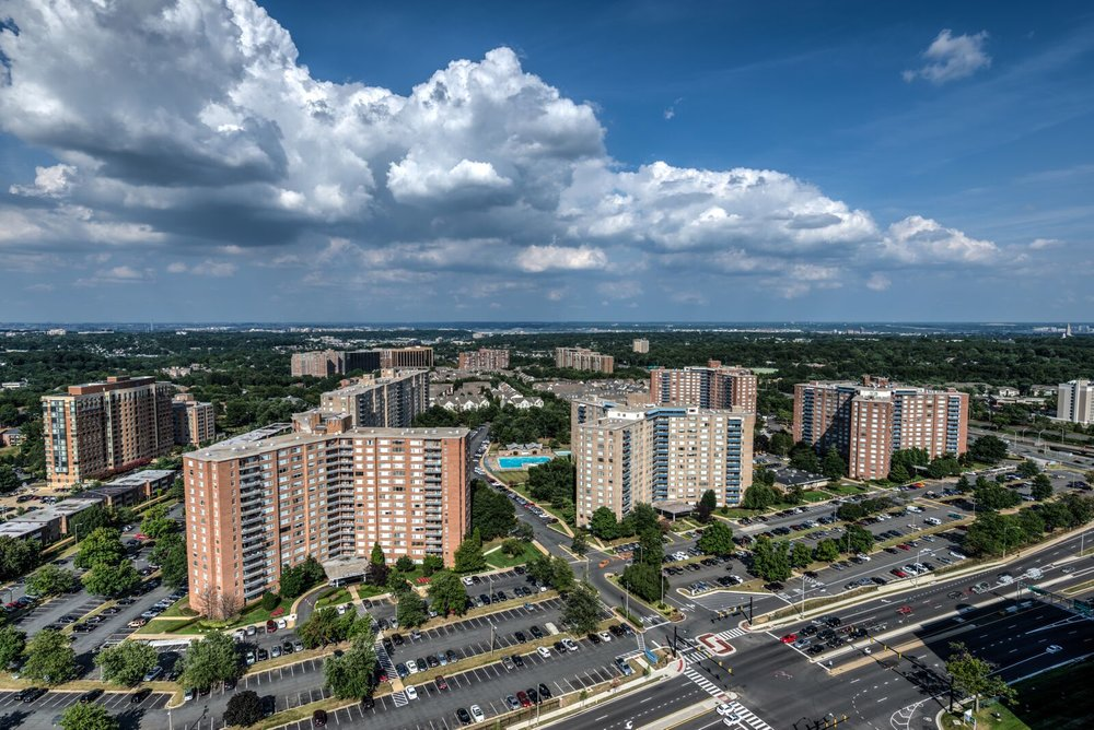 SOUTHERN TOWERS - Alexandria, VA