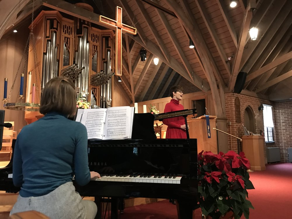 piano recital washington d.c. blue feather music