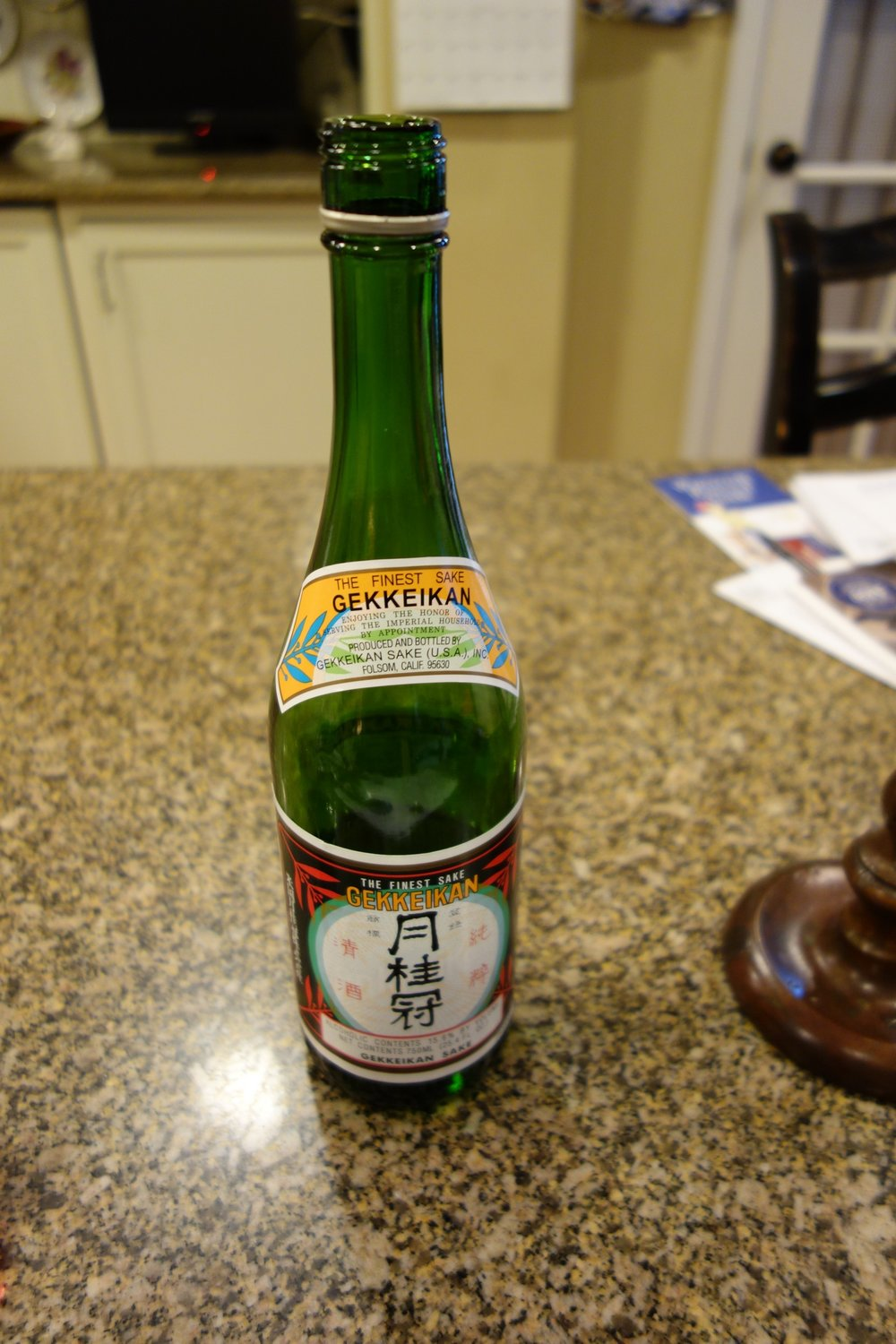 """Think of Sake as a """"Japanese Army Knife"""". You can cook with it or just drink it - it's all-around handy."""