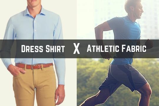 Summer Friday Dress Shirt X Athletic Fabric photo.jpg