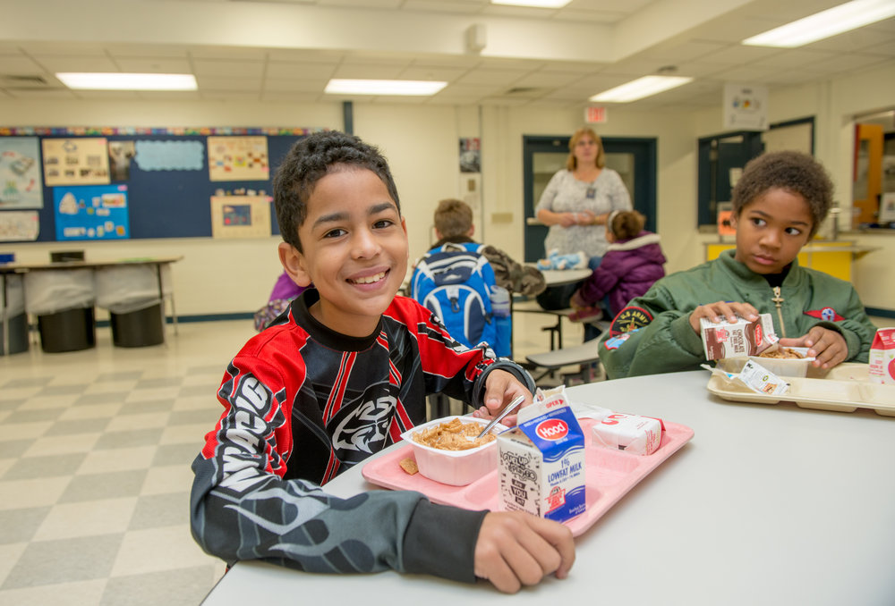 School Breakfast Program Information & Resources