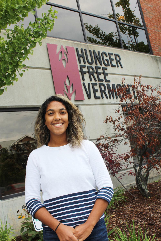 Olivia Peña - Food Security SpecialistContact Olivia