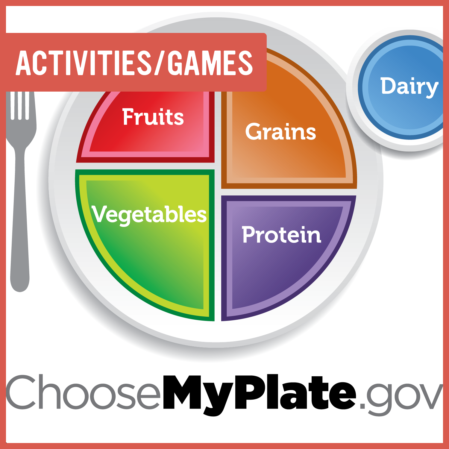 image about Myplate Printable named MyPlate Quizzes Appetite Free of charge Vermont