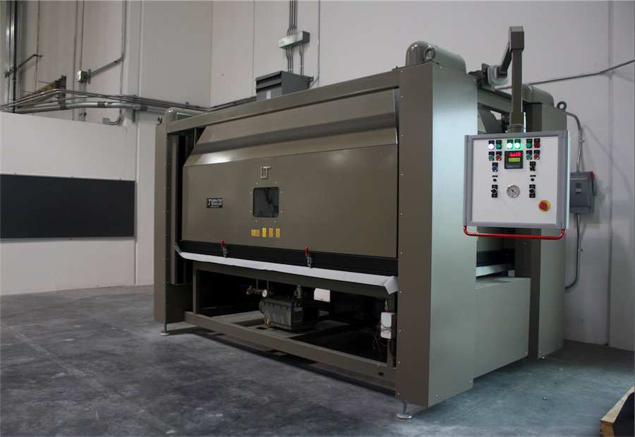Decorative Material Application Vacuum Oven