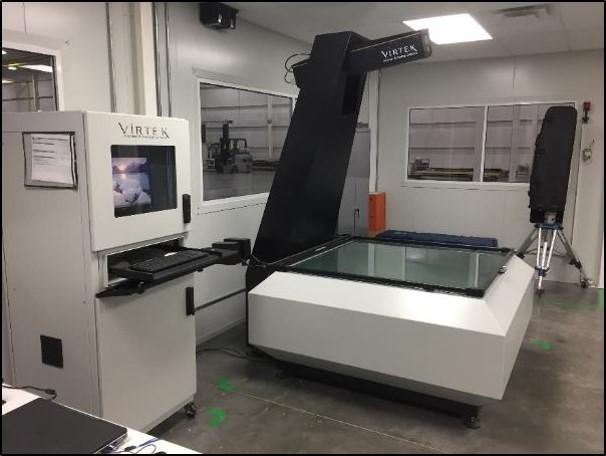 Laser Inspection