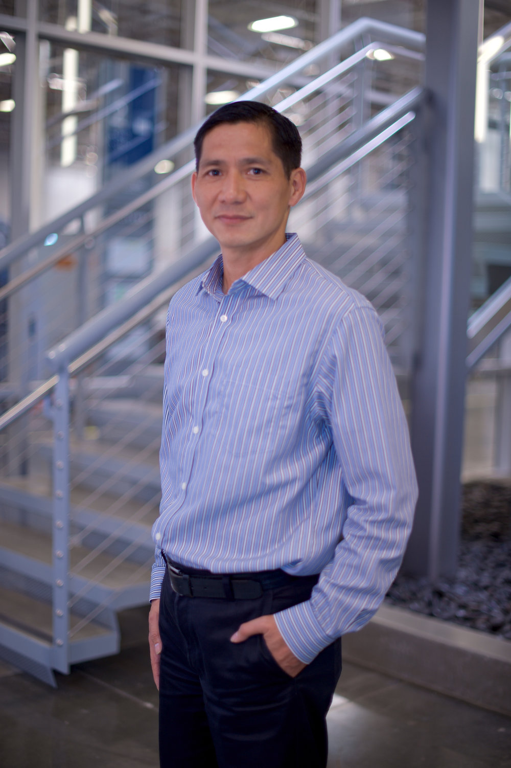 Matthew Hoang, Senior Design Engineer, has worked at EnCore since 2012, and became one of the first nine people on the LIFT team in 2015.