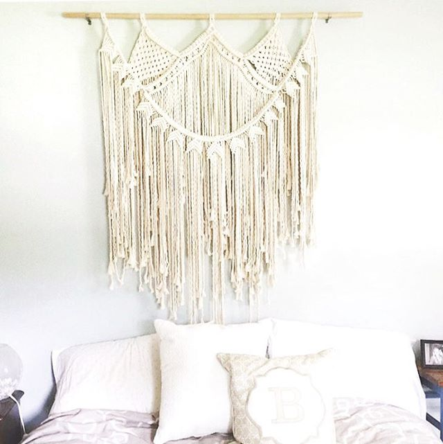 macrame by  steady hand creative