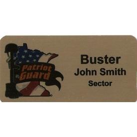 MN Patriot Guard Name Tag