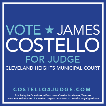 Costello for Judge