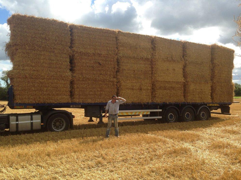 Straw Sales Ireland