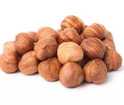 HAZELNUTS - Hazelnuts (like most tree nuts) are a heart healthy fruit, rich in monounsaturated fats and fibre they can actually help lower our LDL cholesterol, reduce inflammation and normalise blood lipid levels. They are particularly high in manganese and copper. Manganese helps make digestive enzymes as well as strong bones and copper lets us absorb iron properly which is essential for energy production. On top of this they contain the highest anti-oxidant content among nuts – what a little warrior!