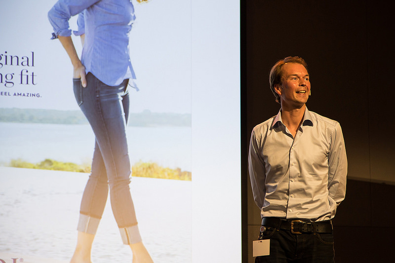 Meet Magento 2015 Guido Jansen van NYDJ