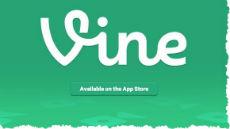 Vine-twitter video-app