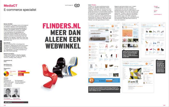eGuide case Flinders.nl MediaCT