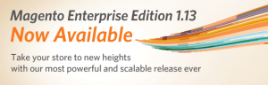 magento enterprise editie 1.13