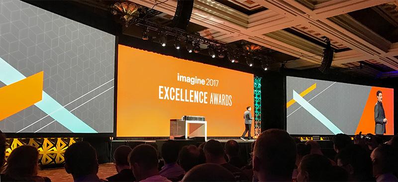 Wat waren we trots op dat onze klanten Photospecialist en Haarshop.nlgenomineerd waren voor de excellence awards.