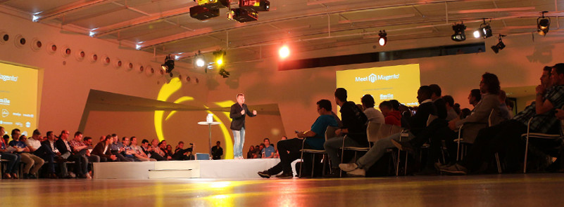 Ook in 2015 werd het Meet Magento evenement druk bezocht