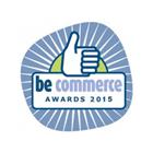 Winnaar BeCommerce Award 2015 / 2016