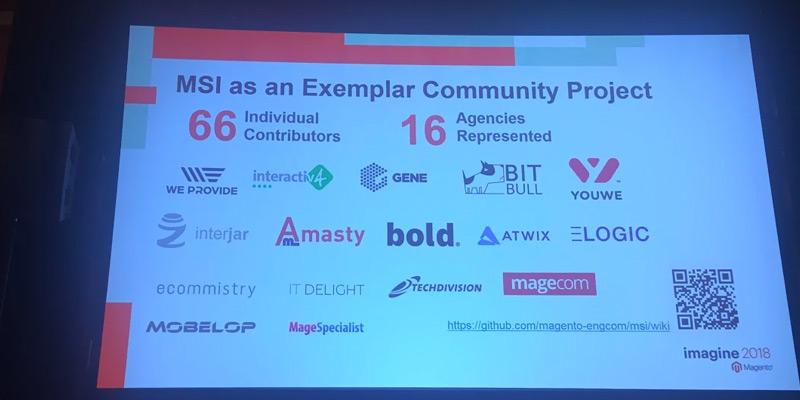 De community werkt mee aan Multi Source Inventory binnen Magento