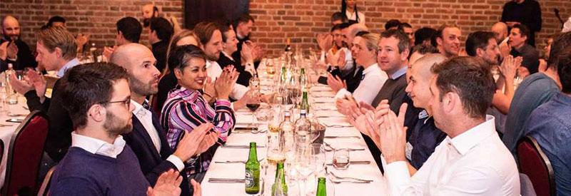 Webwinkel Vakdagen MediaCT diner dinner