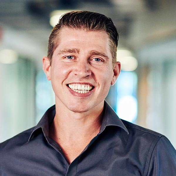 Juran van Breukelen, Client Service Manager