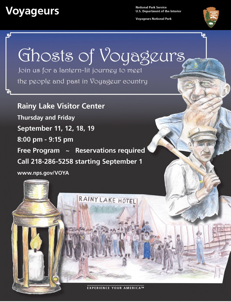 ghosts of voyageurs