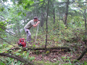 Kettle Falls Archeological Inventory