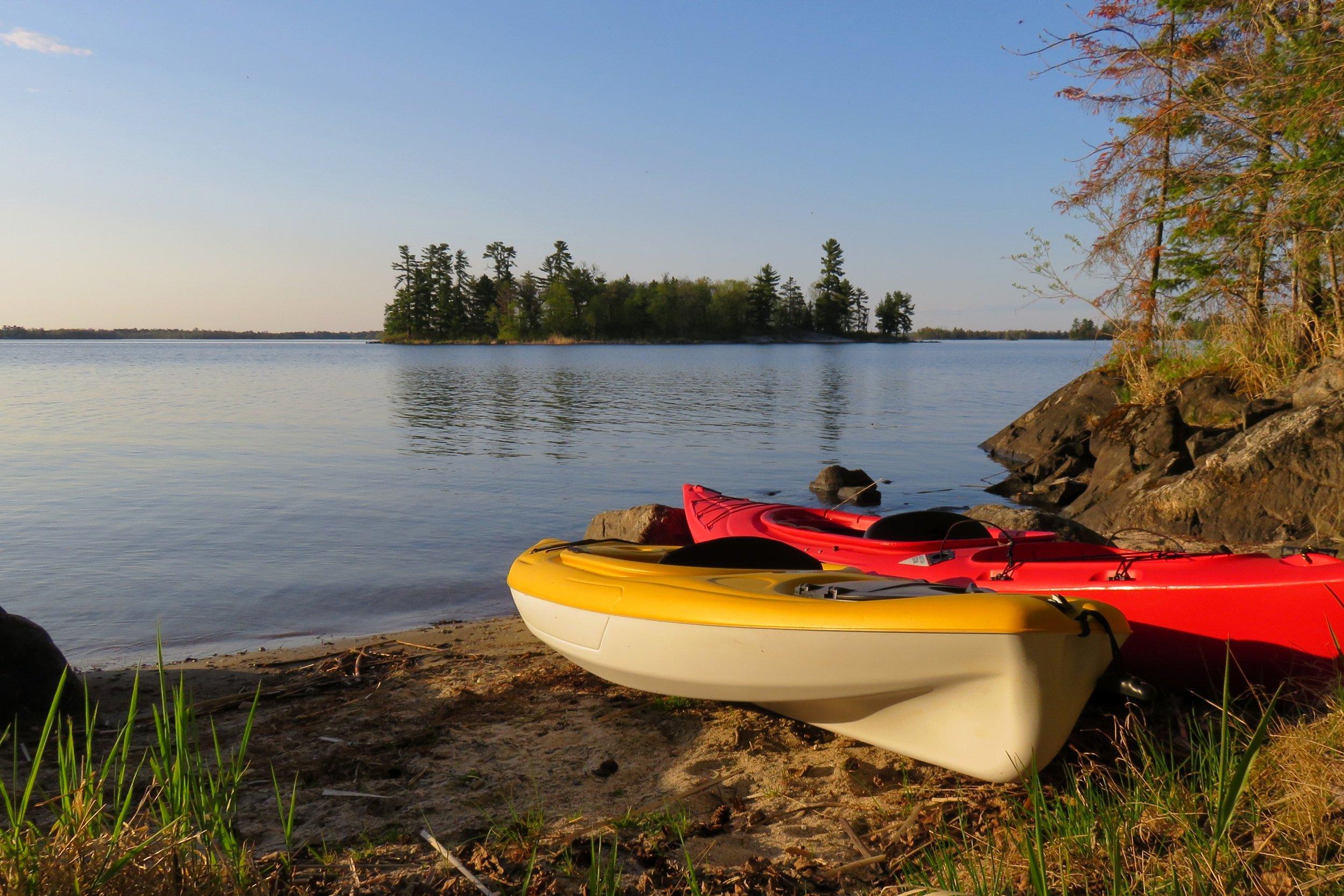 News — Voyageurs National Park Association