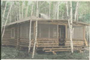 Casareto Cabin 1934