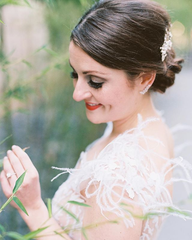 Beautiful Lauren and her amazing @mirazwillinger wedding dress ❤️ Planning, design and floral / @grodesigns  Dress / @neimanmarcus  HAMU / @triciagulikersartistry  Venue / @nashersculpturecenter @nasherevents  #shannonsklossphotography #bridalsession #bridalphotography #portrait #nashersculpturecenter #nasherwedding #mirazwillinger #weddingdress