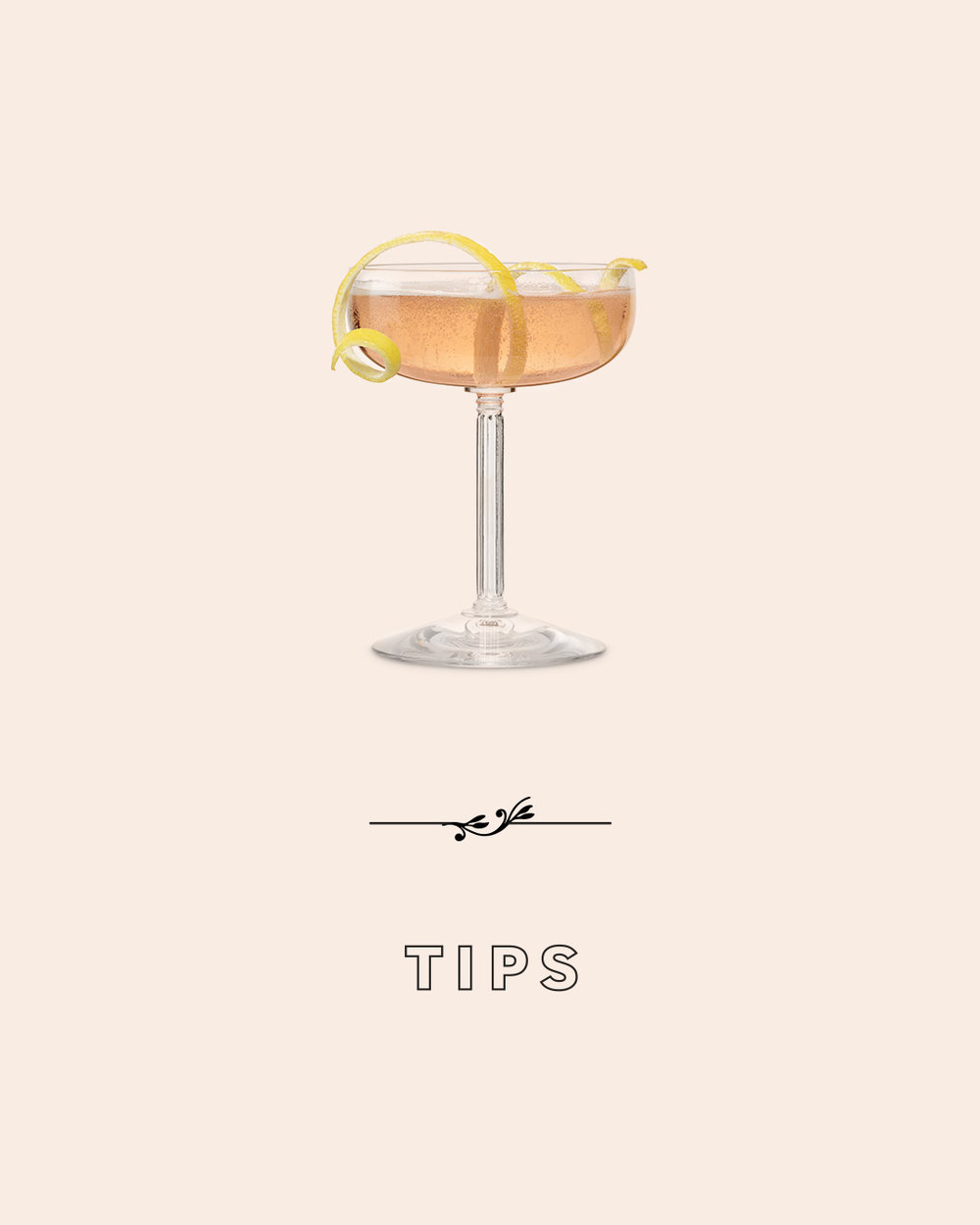 EFFORTLESSLY DRESSED, UP OR DOWN   Enjoy a generous pour over ice, and swirl to release the aromas.  For an elegantly simple mixed drink, splash with tonic, sparkling water, or champagne.  Serve, as always, in your most charming fanciful glass.