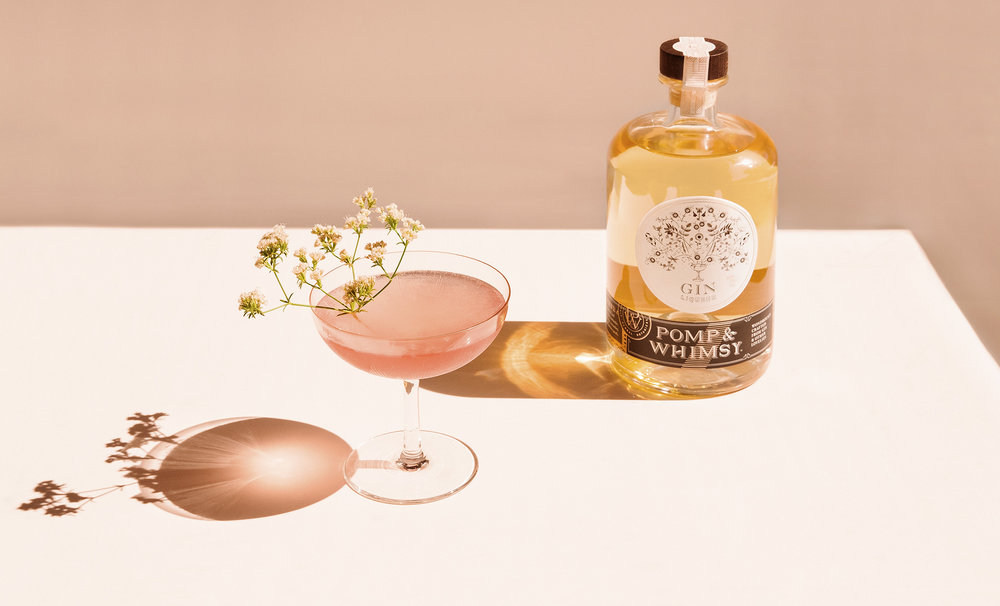 IT IS I, SEAGULL   2  oz  Pomp & Whimsy ¼  oz  Chambord ¾  oz  lemon juice   Shake ingredients with ice.    Double strain into a coupe.