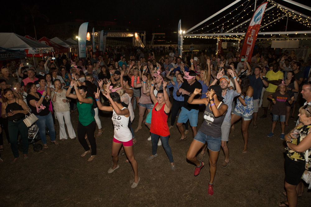 A flash mob made up of the best people I know  Photo credit: Chad Munro of Picture This Studios
