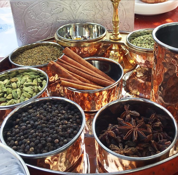 Herbs, spice and everything nice!