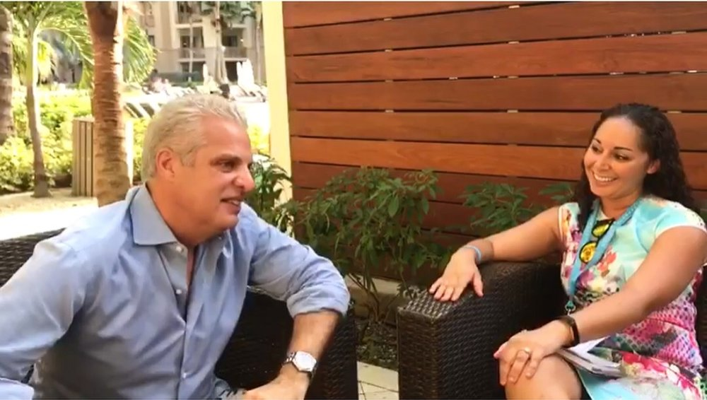 Interviewing Chef Eric Ripert