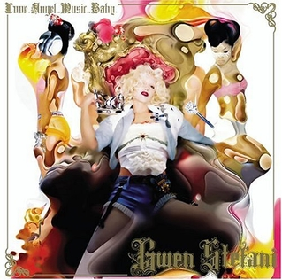 Love, Angel, Music, Baby - Gwen Stefani Grammy Award 2006 Nominee Album of the Year &  Record of the Year Nominee