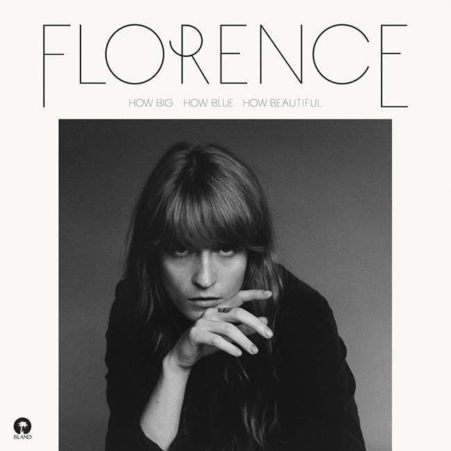 "How Big, How Blue, How Beautiful - Florence and The Machine Grammy Award 2016 Nominee Best Pop Vocal Album & ""What Kind of Man"" Best Rock Performance"
