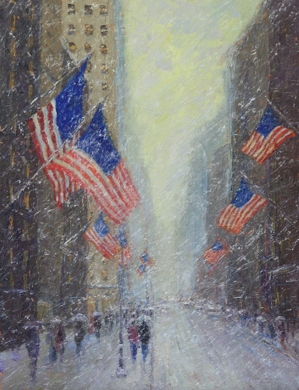 Flag's President's Day