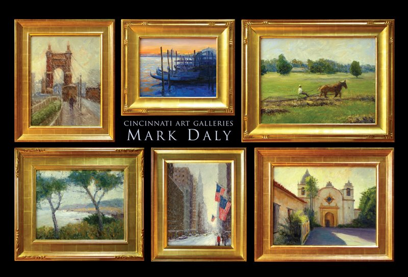 "Mark Daly's ""The Musician's Paintbrush"" Show"