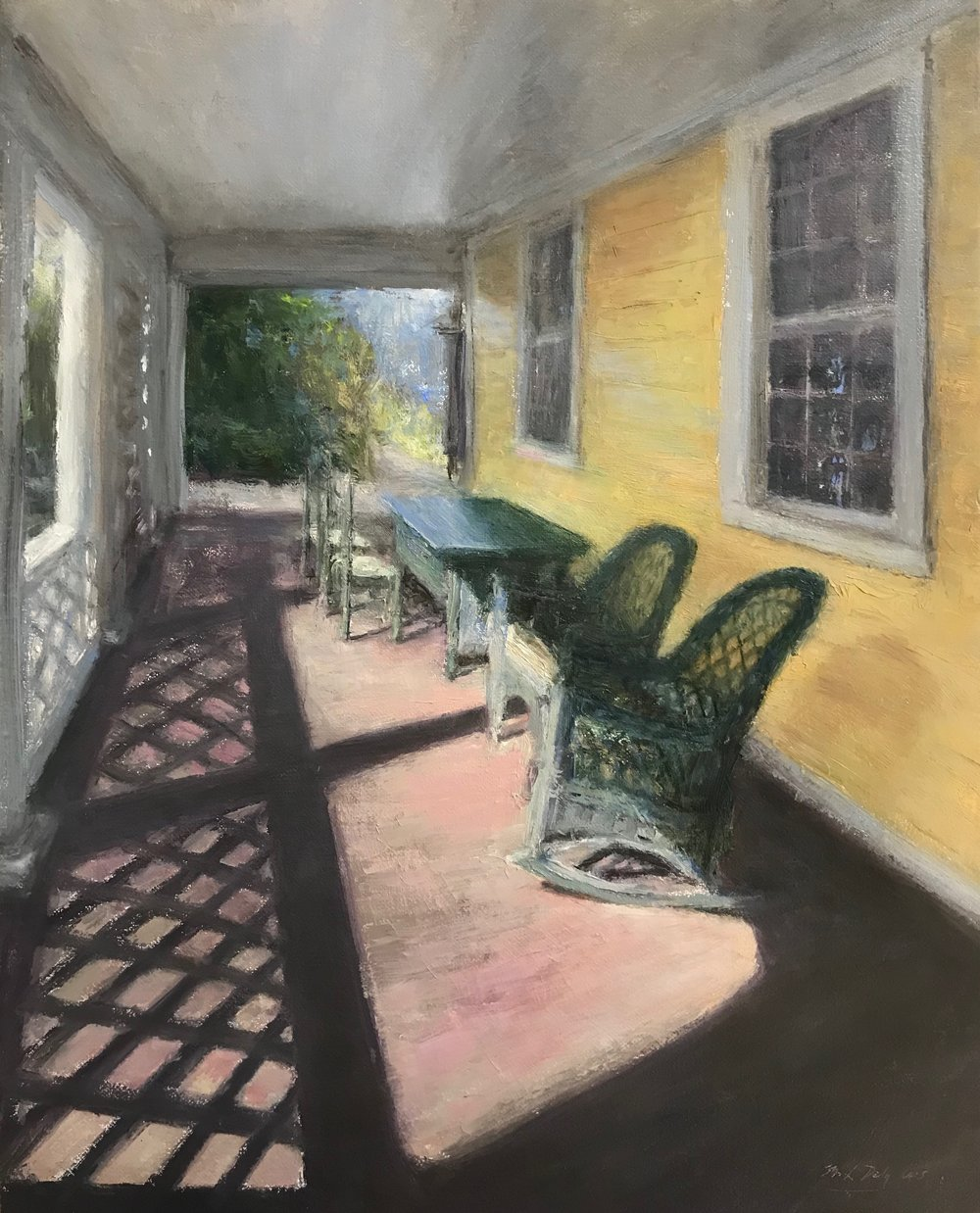 The Artists Porch