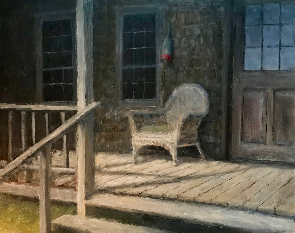 Weathered Memories, Monhegan