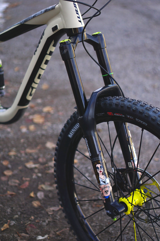 82f6f948f44 Nick's Giant Reign SX — Flagstaff Bike Revolution