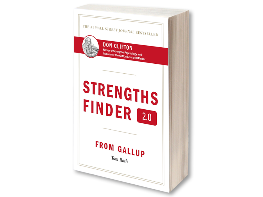 Discover StrengthsFinder 2.0 by Tom Rath
