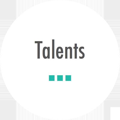 Talents et compétences